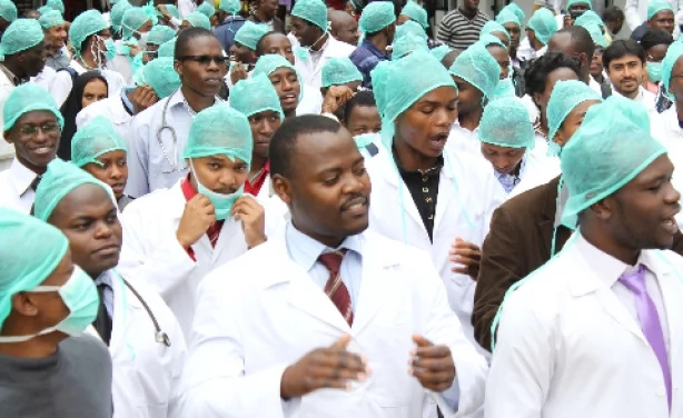 KNH sacks doctors