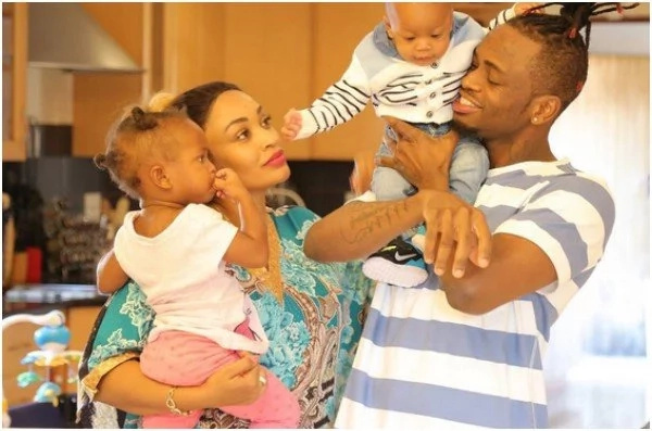 Diamond Plainumz brilliant clapback to everyone after confirming he has a third child by his Mpango wa Kando