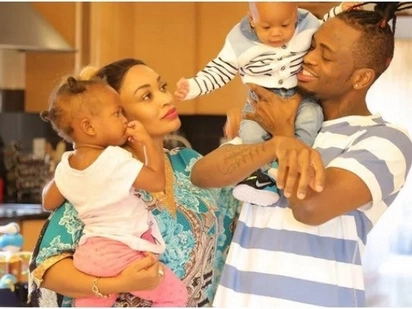 Diamond Platinumz brilliant clapback to everyone after confirming he has a third child by his Mpango wa Kando