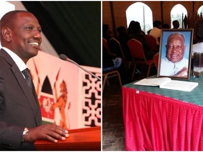 Matiba alinipa mshawasha wa kubuni chama changu nilipotofautiana na Raila – William Ruto