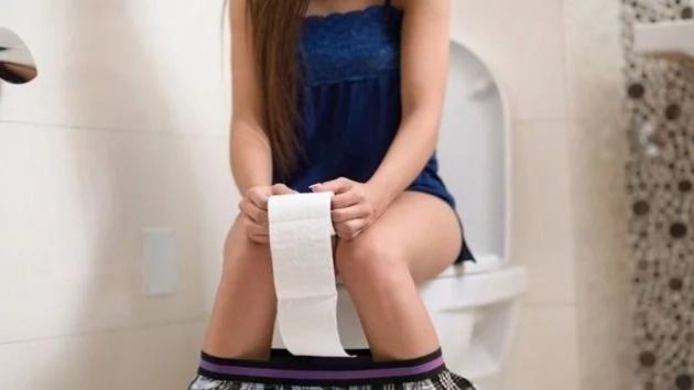 Una mala postura en el baño podría causar un terrible cáncer