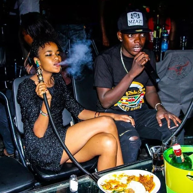 See why Willy Paul broke up with his former girlfriend