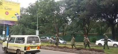 Video: What police did to University of Nairobi students will shock you