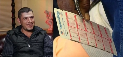 Él se ganó la lotería, pero no vas a creer lo que pasó cuando fue a reclamar el premio mayor