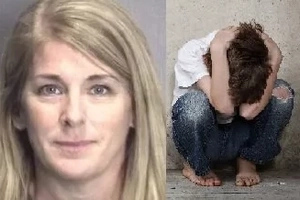 American woman admits to SEXUALLY molesting FILIPINO boy she was planning to adopt!