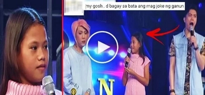 Watch this young girl insult Vice Ganda & Vhong Navarro on 'It's Showtime!' Her mean comments about their physical appearance shocked netizens!