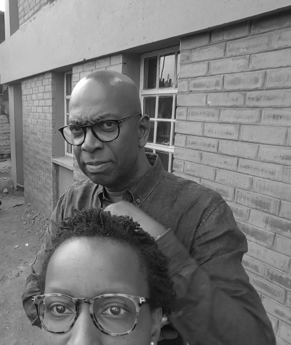 Bob Collymore's wife celebrates his birthday with a cheeky message