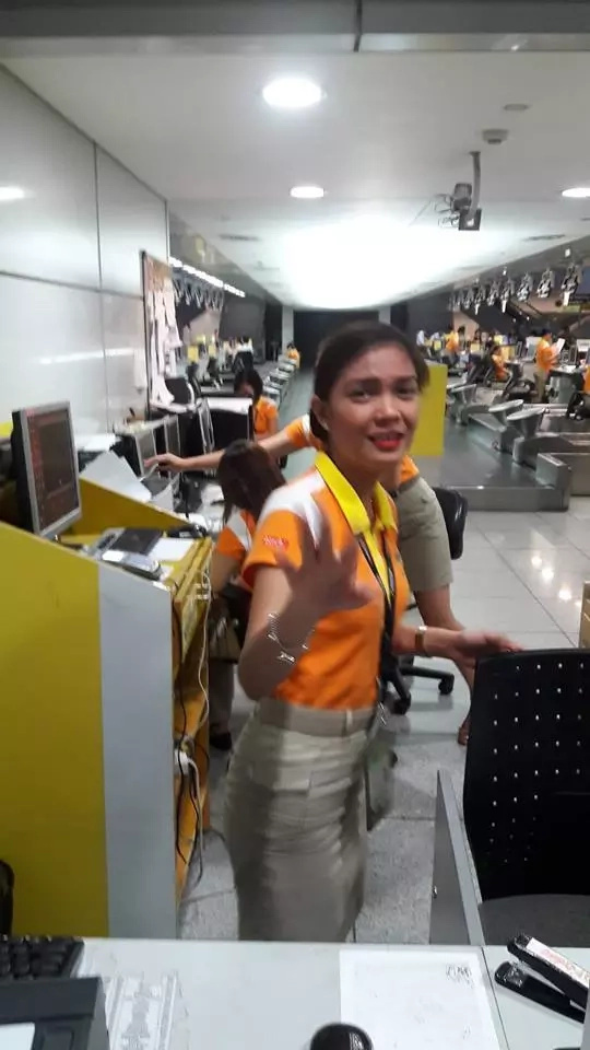 Netizen commends Cebu Pacific staff