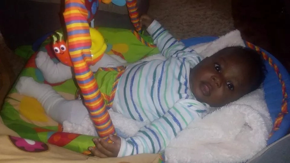 Woman's passionate appeal for help after 9-month son admitted in ICU accumulates KSh 15 million bill