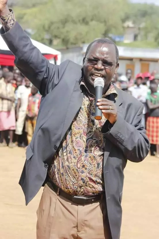 KANU senator sensationally claims DP Ruto has armed one community with guns to kill another