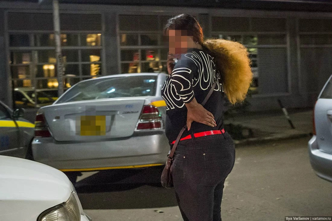 Russian blogger reveals hidden sides of prostitution in Nairobi