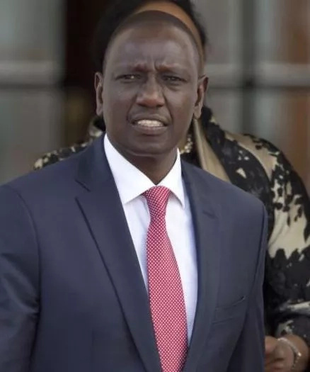 Photos: See how fat William Ruto was before going to the gym