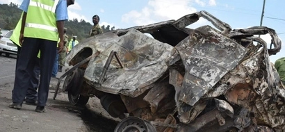 Uhuru blasts ministry over the deadly Naivasha accident