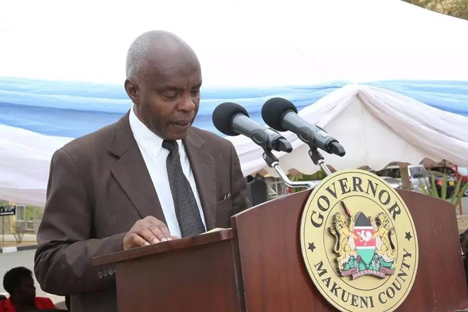 Kivutha Kibwana declares support for Kalonzo Musyoka