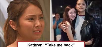 Naghiwalay ba sila kaya nakipag-selfie kay ate girl si DJ? Kathryn Bernardo posts an intriguing message on IG: 'Take me back'