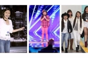 Greatest Filipino singers who are leaving impressive performances in popular international talent contests audition week. Top 5 of the best!