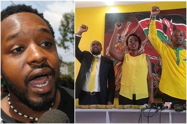 Boniface Mwangi SLAMS local publications over misleading article, says no arrest warrant against him has been issued