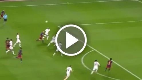 El gol de Messi a la Roma, elegido como el mejor del año por la UEFA. ¡Míralo de nuevo!