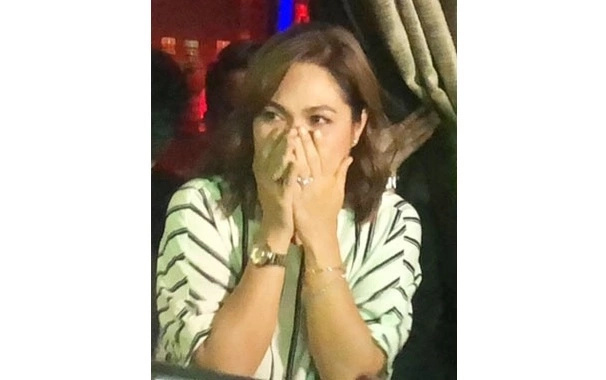 Judy Ann Santos gets emotional with surprise birthday party by Ryan Agoncillo