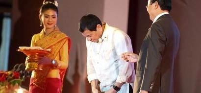 Humble Duterte accepts prestigious job as ASEAN Chairman