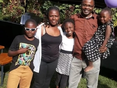 Alex Chamwada's daughter joins BIG school after passing KCPE