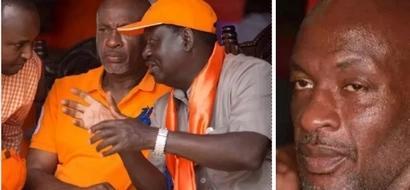 ODM tayari kimepata atakaye kuwa seneta wa Kwale kufuatia KIFO cha Seneta Boy (picha)
