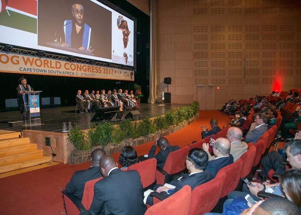 First Lady Margaret Kenyatta makes Uhuru and Kenyans proud after prestigious recognition