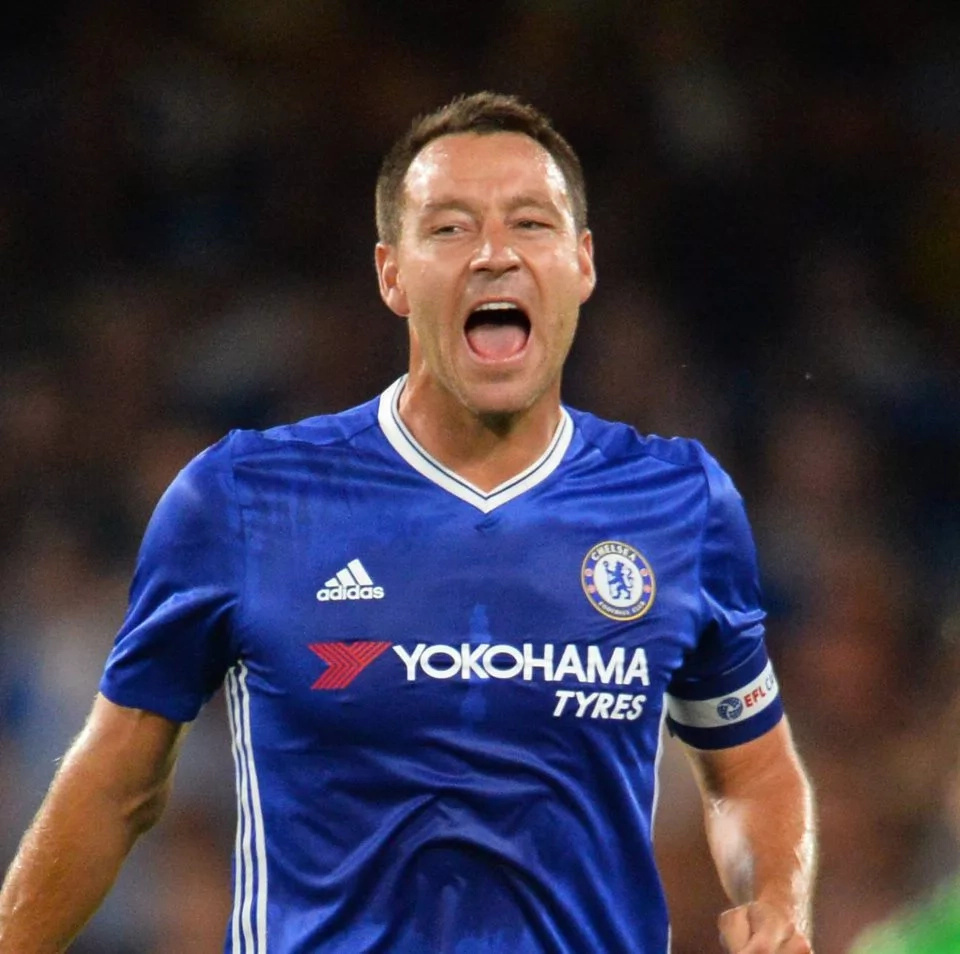 Kenyan woman in scandal with John Terry's father