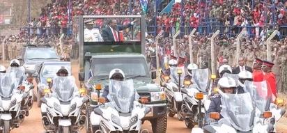 Ulinzi wa Uhuru Kenyatta waimarishwa kwa kikundi kipya cha maafisa waliopata mafunzo ya juu