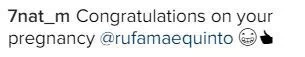 Grace Lee exposes Rufa Mae Quinto's pregnancy
