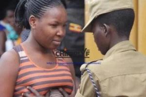 Security in Uganda looks like sex maniacs (Photos)