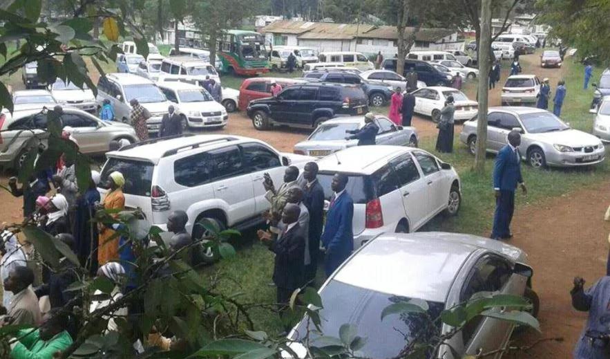Mamia ya watu wafurika Pokot kuona mwanamke 'aliyefufuliwa' na Owuor