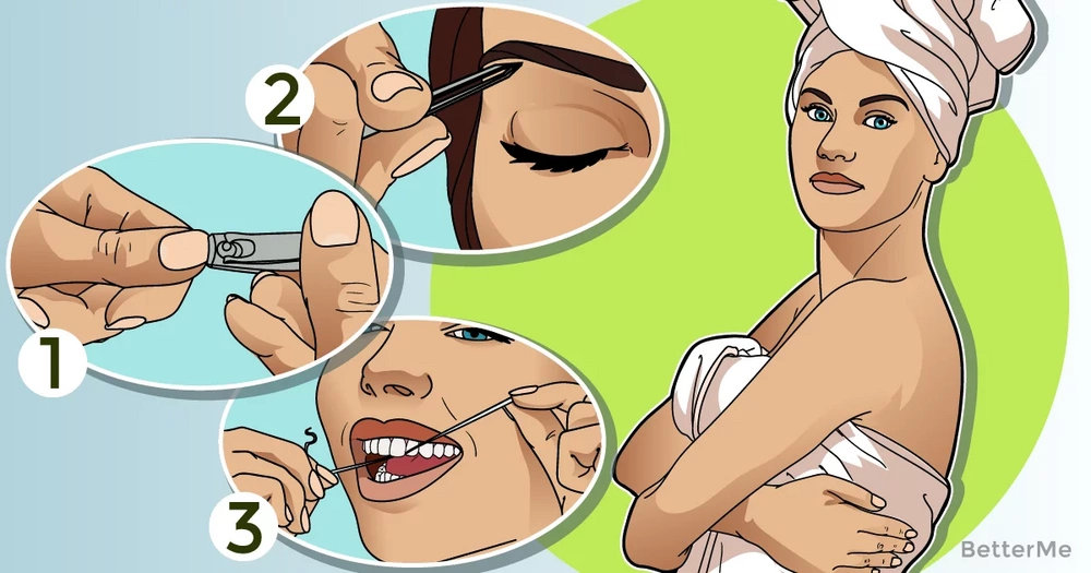 17 personal hygiene rules women usually break every day
