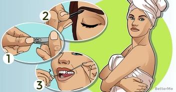 17 personal hygiene rules women usually break every day