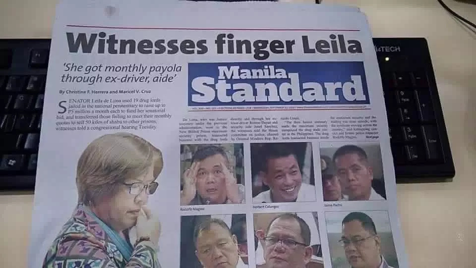 Netizens criticize Manila Standard for insensitive headline