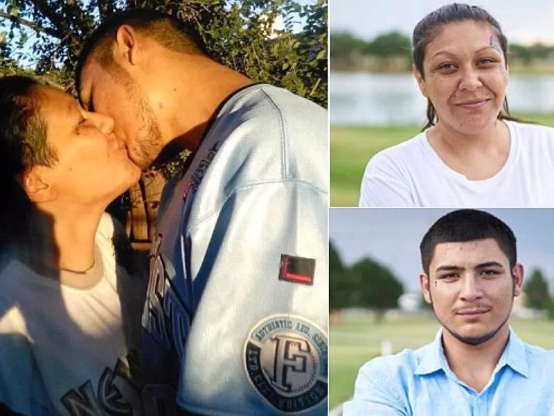 Esta pareja de enamorados son madre e hijo. ¡Te dejarán sorprendido!