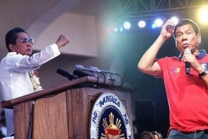 What do President Duterte and Ferdinand Marcos have in common?