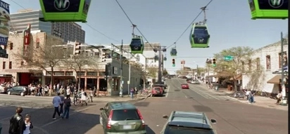 LOOK! Cable cars in the city soon