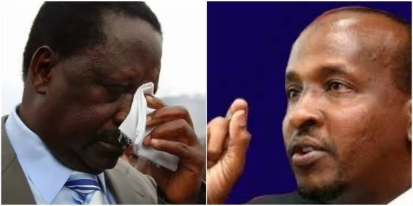 Duale answers Raila back after he threatened to boycott 2017 elections
