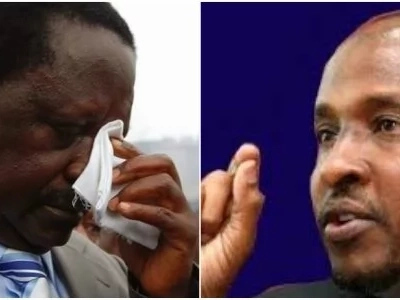 Duale goes HAM on Raila Odinga again just hours after attacking Kalonzo