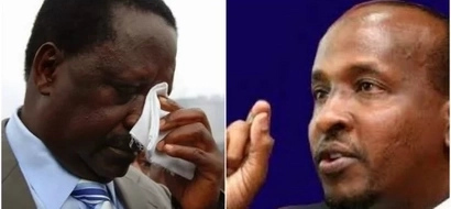 You're the biggest conman masquerading as a reformist-Duale shreds Raila