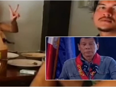 Furious Duterte curses Baste during speech for falling in love with Ellen Adarna
