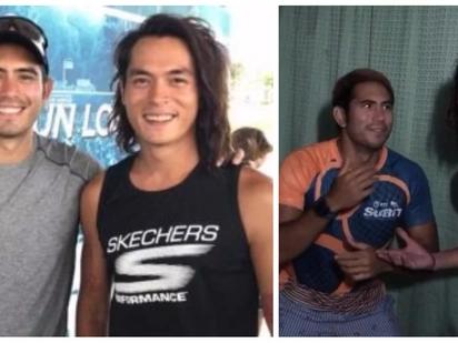 Jake Cuenca umalma sa pagkakatanggal sa teleserye? 'Ang Panday' actor fakes confrontation scene with Gerald Anderson on Instagram