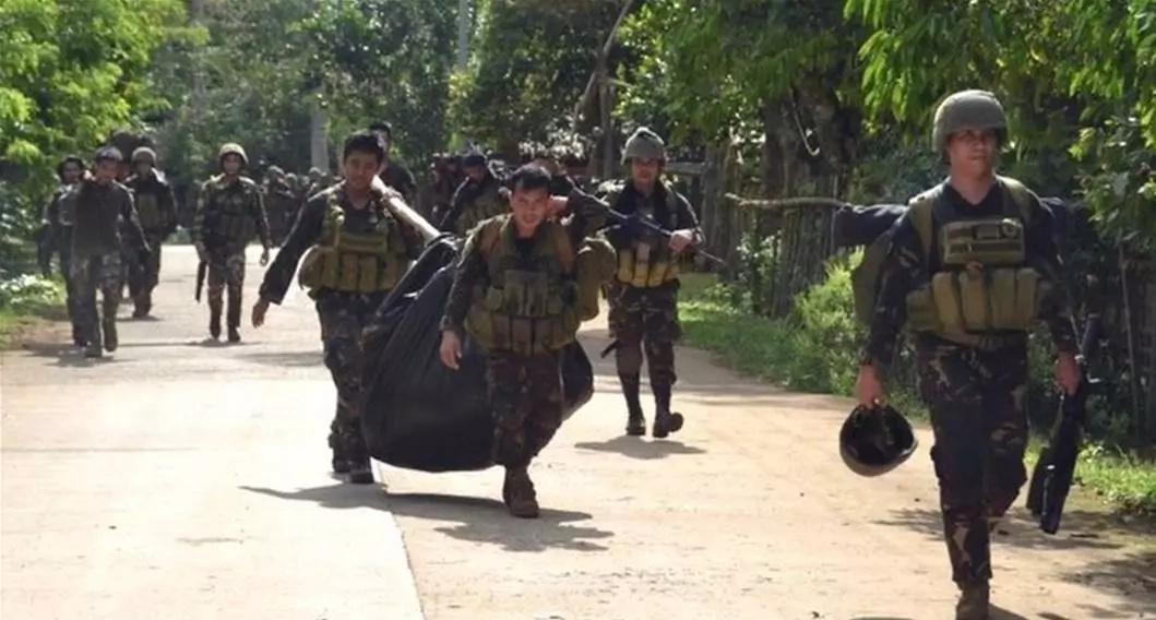 15-4 Kill tally on soldiers vs Abu Sayyaf