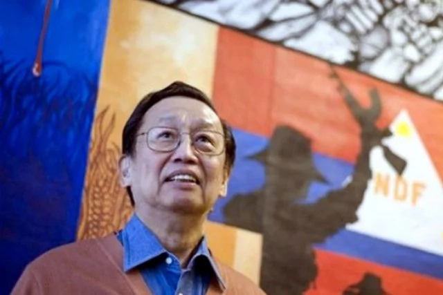 Sison may face arrest, difficulties on his way to the Philippines