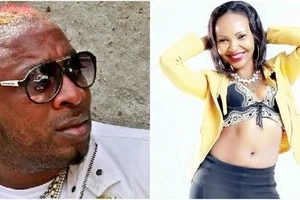 Guess which Kenyan TV girl is marrying Jamaican singer Elephant man?