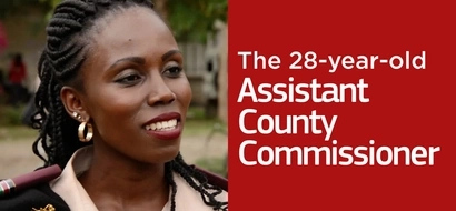 EXCLUSIVE: This adorable woman, 28, is the epitome of beauty with brains as she works as assistant county commissioner