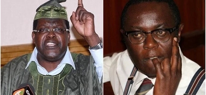 War of words as Miguna Miguna engage Mutahi Ngunyi over Akombe's resignation