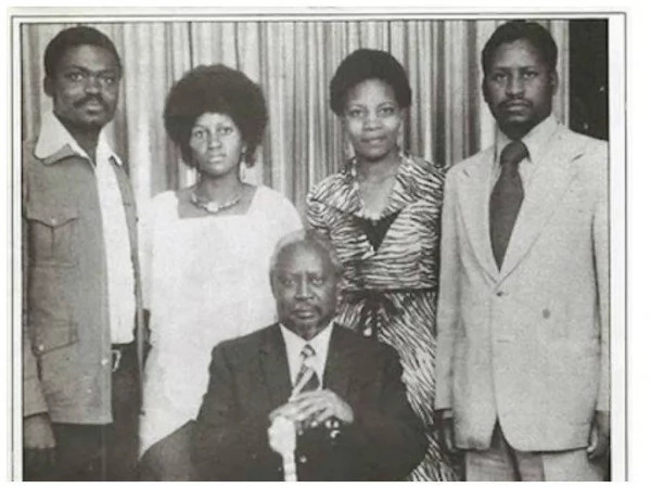 Did you know Raila and Idah Odinga are in-laws?