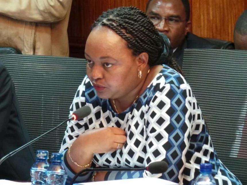 Martha Karua amchezea RAFU Anne Waiguru huku uchaguzi Agosti ukisogea